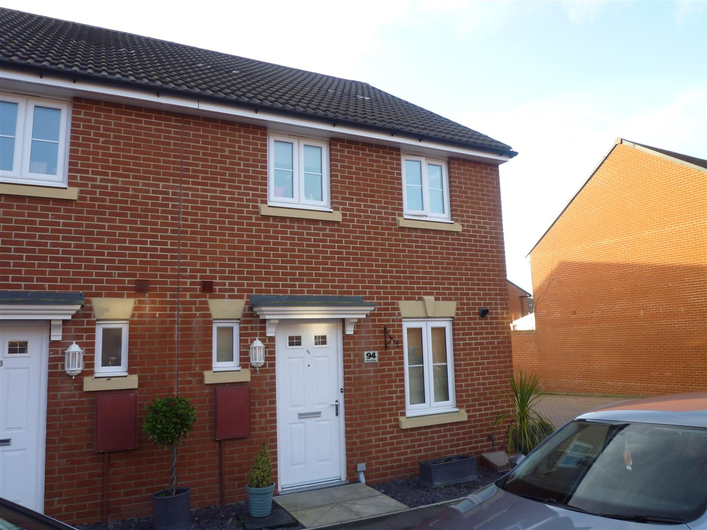 3 Bedrooms Semi Detached House for sale in Hilperton, Trowbridge